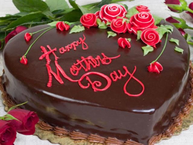 torta cioccolato festa della mamma