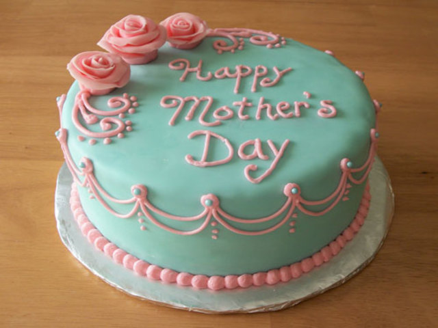 torta happy mother's day