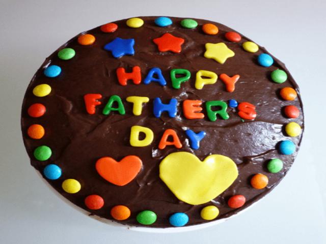 torta per festa papà
