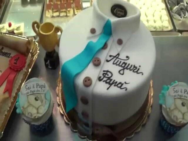 torta per il papà