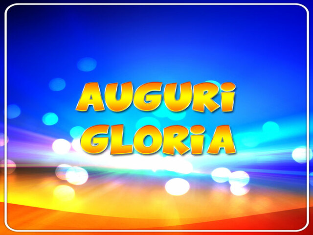 Auguri Gloria 06