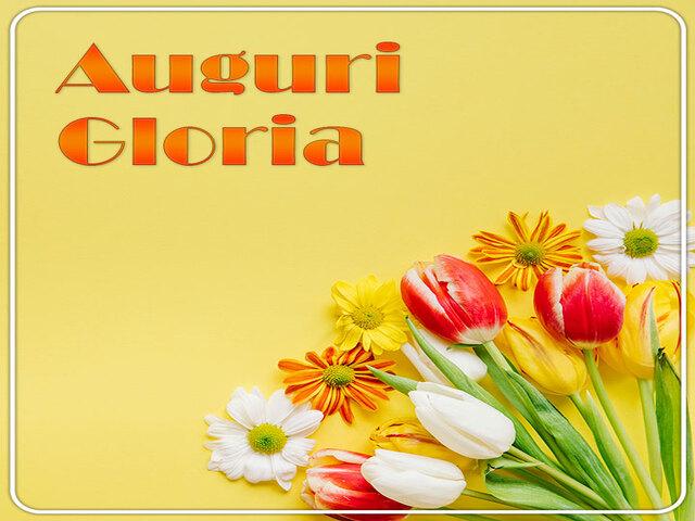 Auguri Gloria 07