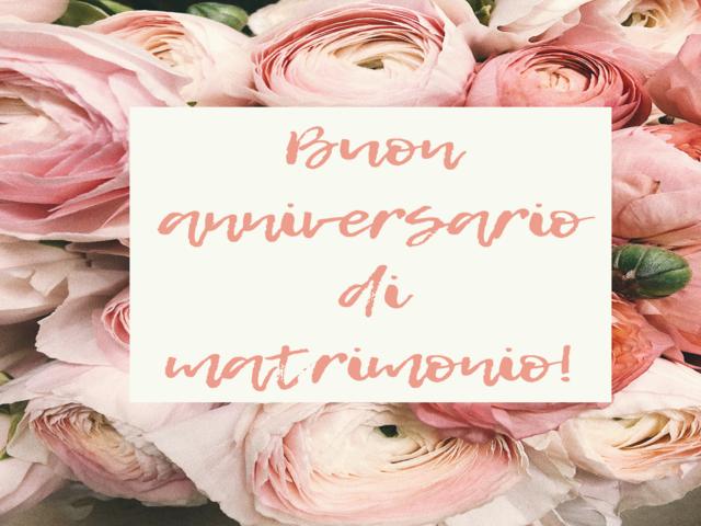 Auguri di buon anniversario amore