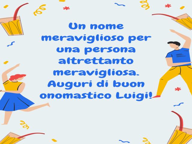 Luigi nome