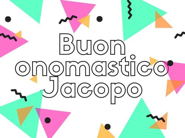 Jacopo Onomastico Storia Del Santo Frasi E Immagini Di