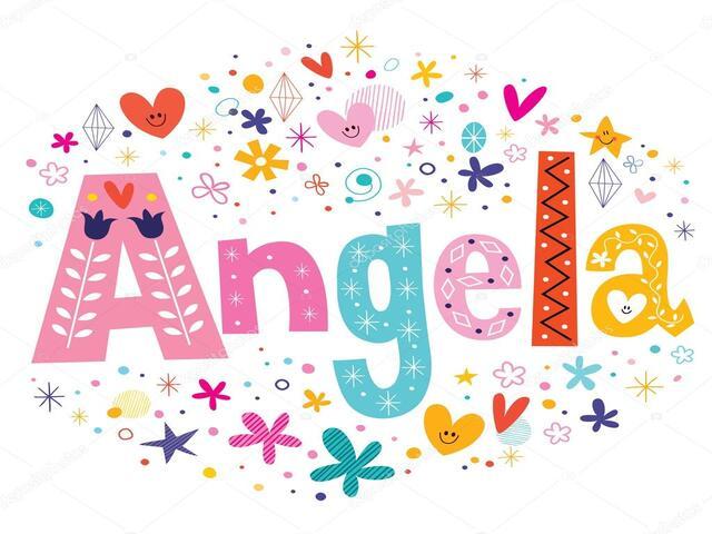 angela nome foto