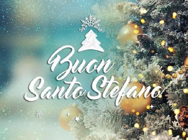 auguri di santo Stefano frasi