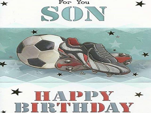 buon compleanno figlio
