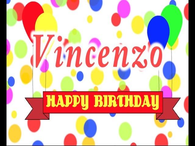 buon compleanno vincenzo6