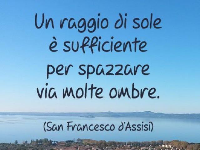 citazioni San Francesco