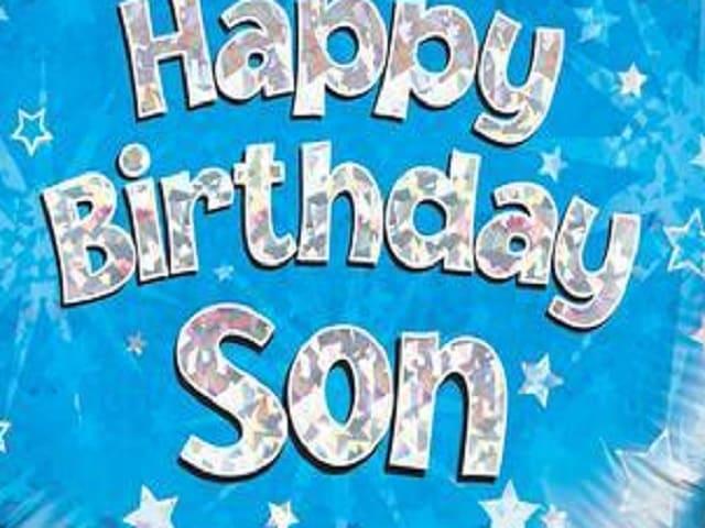 frasi compleanno figlio