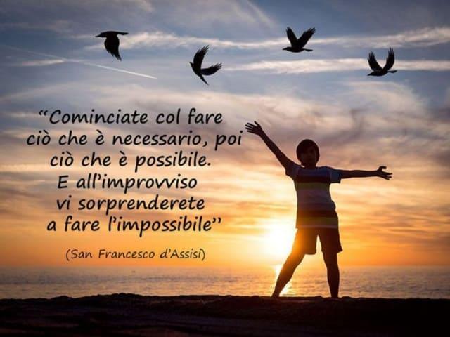 frasi di San Francesco