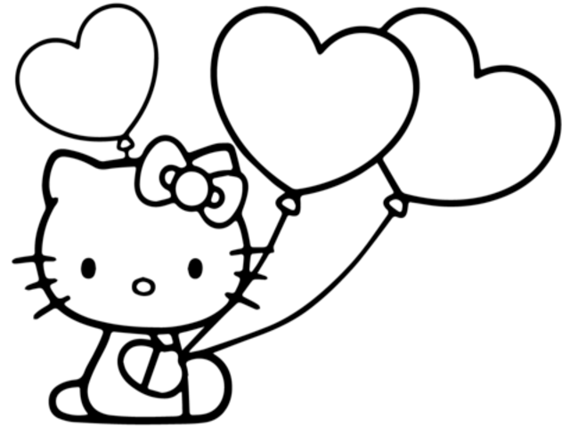 Disegni Da Colorare Minions On Line.Hello Kitty 72 Disegni Da Stampare E Colorare A Tutto Donna
