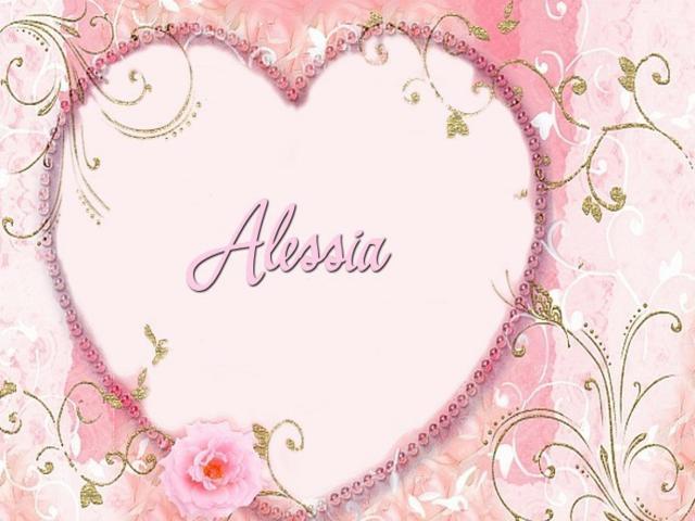 onomastico di Alessia