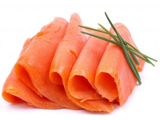 salmone affumicato in gravidanza