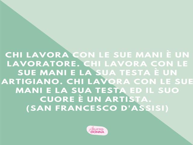 san francesco frasi