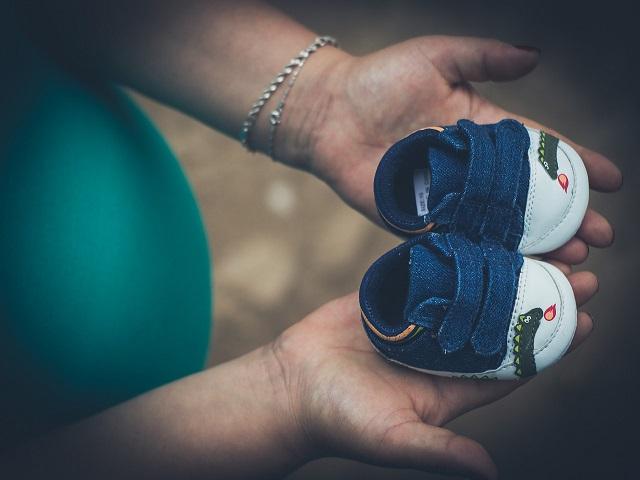 sedici settimane di gravidanza