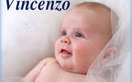 significato nome Vincenzo foto