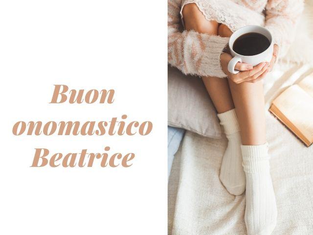 Beatrice onomastico