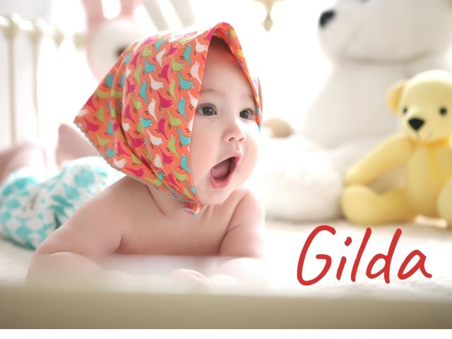 Gilda nome