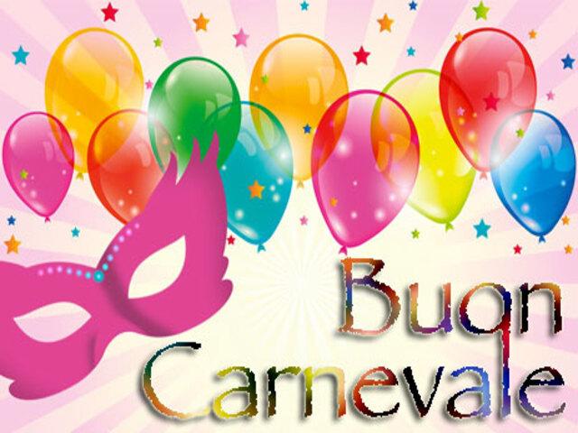 Immagini di Buon Carnevale