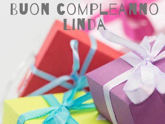 Linda compleanno