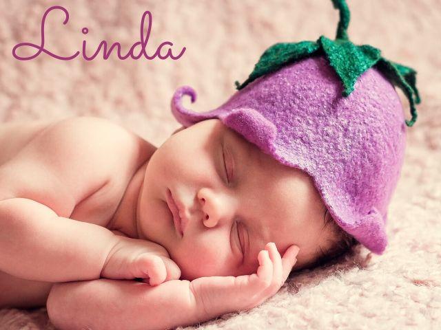 Significato nome Linda