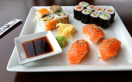 allattamento sushi