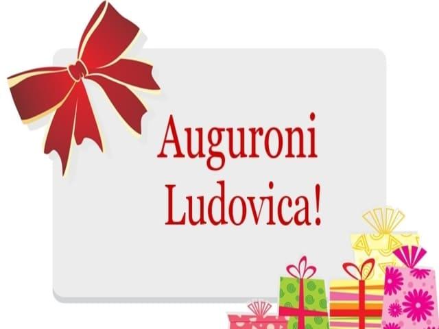 auguri a Ludovica foto