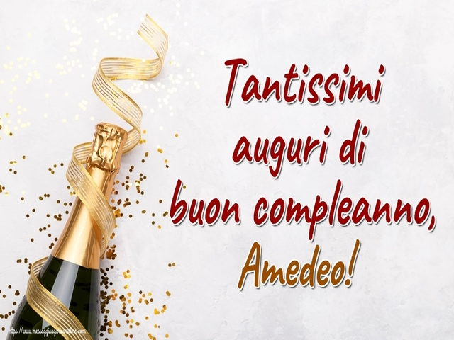 buon compleanno Amedeo3
