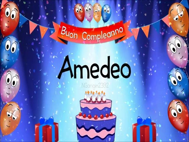 buon compleanno Amedeo7