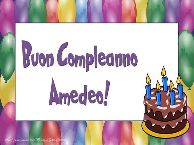 buon compleanno Amedeo8