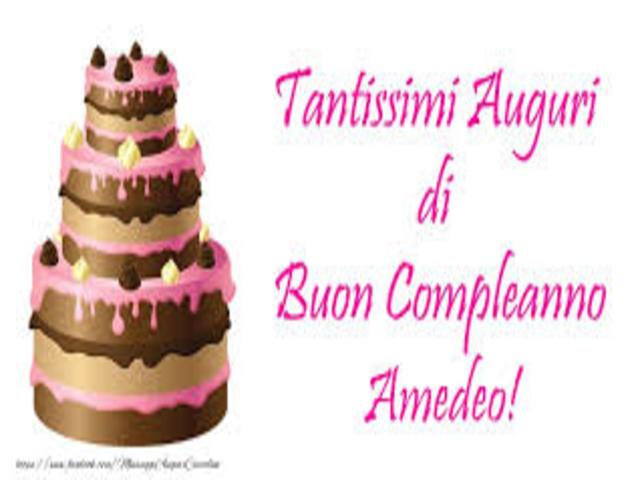 buon compleanno Amedeo9