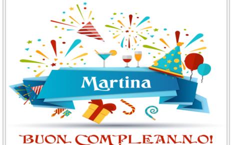 buon compleanno martina14
