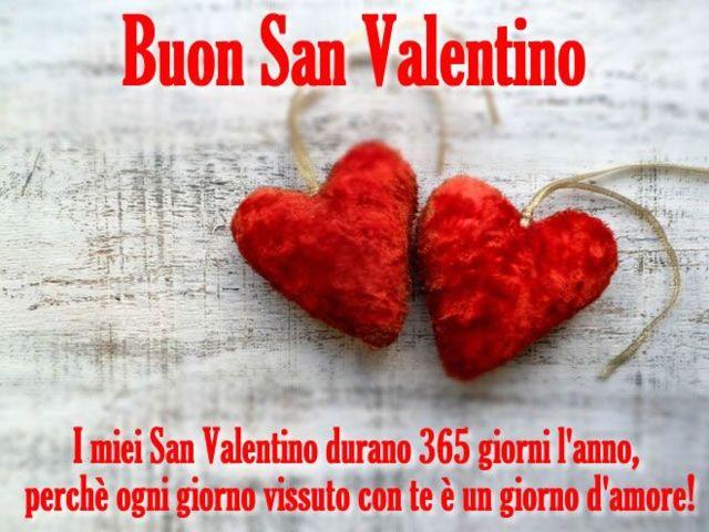 buon San Valentino auguri foto