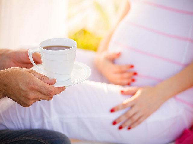 caffe in gravidanza
