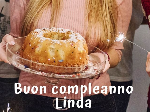 compleanno Linda