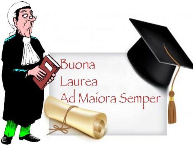 congratulazioni per laurea foto