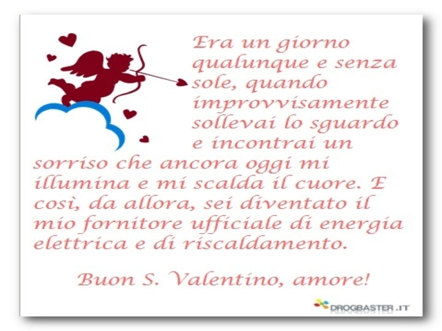 dedica san valentino