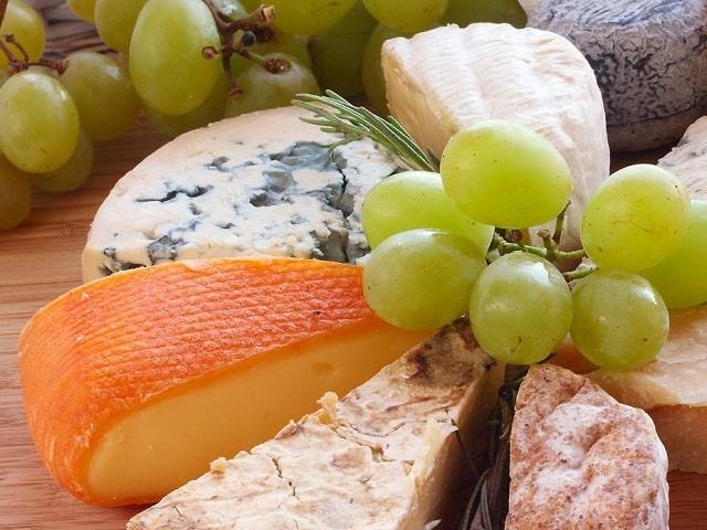 formaggio in gravidanza