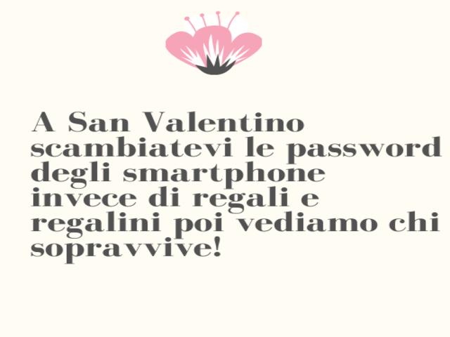 frasi san valentino