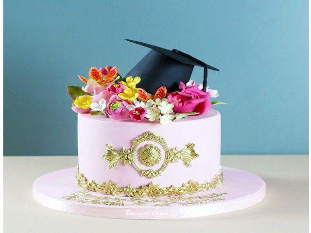 laurea torta auguri foto