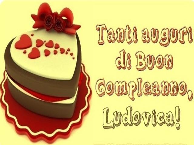 Ludovica compleanno foto
