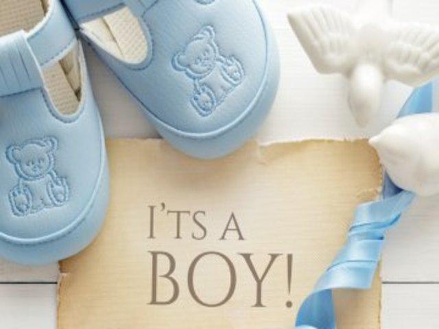 nascita di un bambino