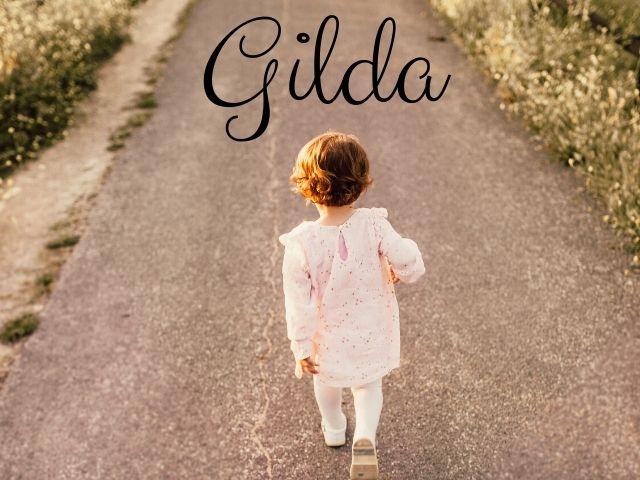 nome Gilda