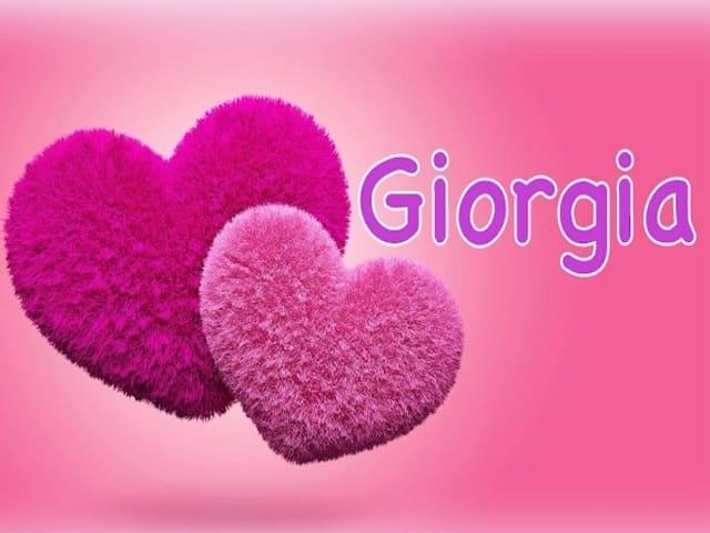 nome Giorgia