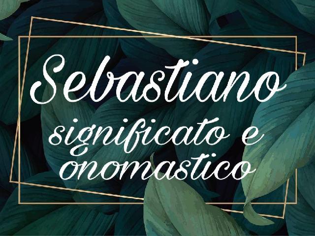 nome sebastiano