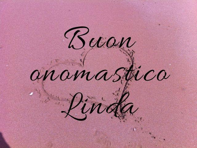 onomastico Linda