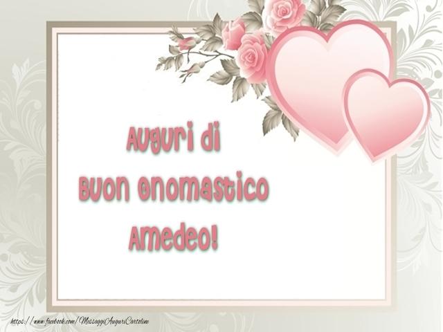 onomastico amedeo2