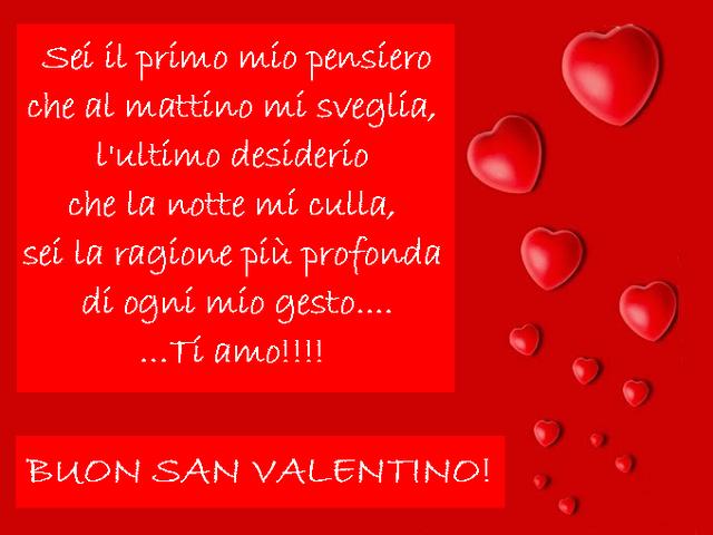 poesia s.valentino